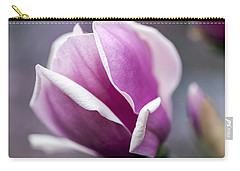 Carry-all Pouch featuring the photograph Petals by Edward Kreis