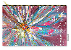 Petals Exploding Carry-all Pouch
