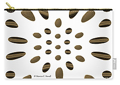 Petals N Dots P1 Carry-all Pouch