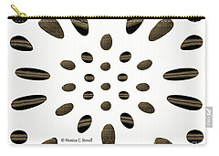 Petals N Dots P3 Carry-all Pouch