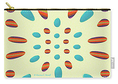 Petals N Dots P7 Carry-all Pouch