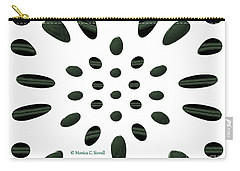 Petals N Dots P8 Carry-all Pouch