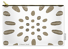 Petals N Dots P9 Carry-all Pouch