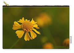 Petals Of Nature Carry-all Pouch