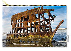 Peter Iredale Shipwreck - Oregon Coast Carry-all Pouch