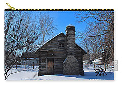 Peter Navarre Cabin I Carry-all Pouch