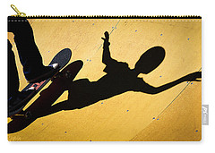 Peter Pan Skate Boarding Carry-all Pouch