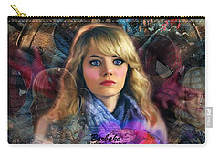 Peter Parker's Haunting Memories Of Gwen Stacy Carry-all Pouch