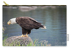Petersburg Ak Bald Eagle 4 Carry-all Pouch