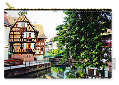 Petite France - Strassbourg, France Carry-all Pouch