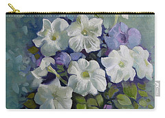 Petunias Symphony Carry-all Pouch