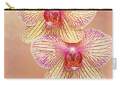 Phalaenopsis Moth Orchids #2 V2 Carry-all Pouch