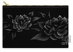 Phantom Peonies Carry-all Pouch