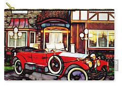Phantom Rolls Royce 1935 Carry-all Pouch