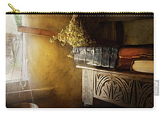 Carry-all Pouch featuring the photograph Pharmacy - The Apothecarian by Mike Savad