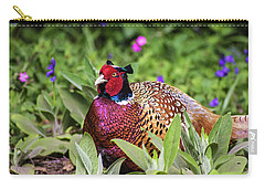 Pheasant Carry-all Pouch by Martin Newman