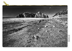 Carry-all Pouch featuring the photograph Pheiffer Beach -keyhole Rock #17 Big Sur, Ca by Jennifer Rondinelli Reilly - Fine Art Photography