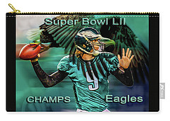 Philadelphia Eagles - Super Bowl Champs Carry-all Pouch