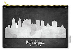 Philadelphia Est 1682 - Uspaph03 Carry-all Pouch by Aged Pixel
