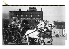 Philadelphia Fire Department Engine - C 1905 Carry-all Pouch