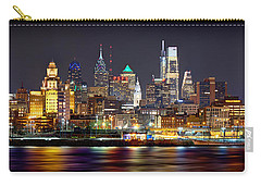 Philadelphia Skyline Carry-All Pouches