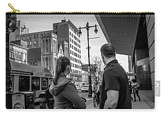 Philadelphia Street Photography - Dsc00248 Carry-all Pouch