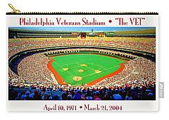 Philadelphia Veterans Stadium The Vet Carry-all Pouch