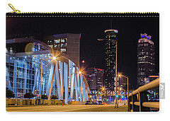 Phillips Arena Carry-all Pouch