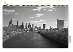 Philly B/w Carry-all Pouch