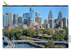 Philly Community Riverwalk Carry-all Pouch
