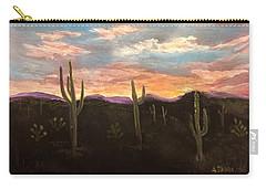 Phoenix Az Sunset Carry-all Pouch