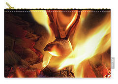 Phoenix Carry-all Pouch by Jerry LoFaro