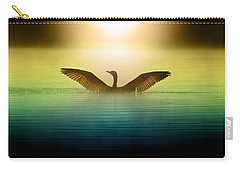 Phoenix Rising Carry-all Pouch by Rob Blair
