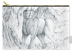 Pholus The Centauras Carry-all Pouch