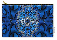 Phone Case A Carry-all Pouch by Lea Wiggins