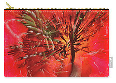 Carry-all Pouch featuring the photograph Photo Sin Thesis by Susan Capuano