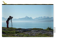 Photograph In Norway Carry-all Pouch