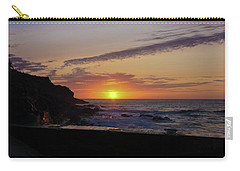 Photographer's Sunset Carry-all Pouch by Terri Waters
