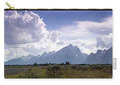 Photographing The Tetons Carry-all Pouch