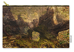 Photography Background Fantasy Woodland Fairy Faery Scenic Carry-all Pouch