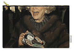 Phyllis Diller Carry-all Pouch