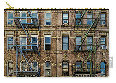 Carry-all Pouch featuring the photograph Physical Graffiti by Chris Lord