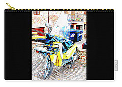Piaggio Poste Italiene Carry-all Pouch