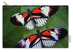 Piano Key Butterfly's Carry-all Pouch