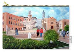 Piazza Mola Di Bari Carry-all Pouch