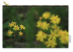 Carry-all Pouch featuring the photograph Pick Me Daisies by LeeAnn McLaneGoetz McLaneGoetzStudioLLCcom