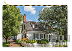 Picket Fence Carry-all Pouch