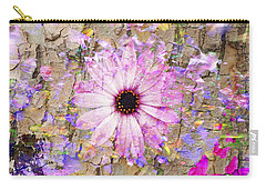 Pickin Wildflowers Carry-all Pouch