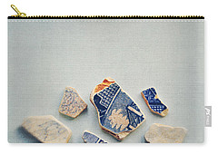 Picking Up The Broken Pieces Carry-all Pouch