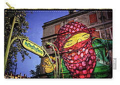 Carry-all Pouch featuring the photograph Picoas Metro Station Lisbon by Carol Japp